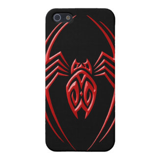 Iron Spider – red & black iPhone 5 Case