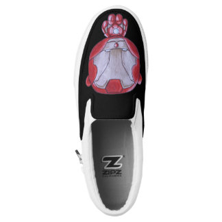 Iron Ted Slip-On Shoes