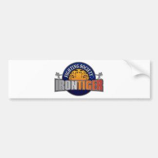 Iron Tiger Fighting Society Store Bumper Sticker
