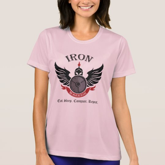 Iron Warrior - Gym Spartan T-Shirt