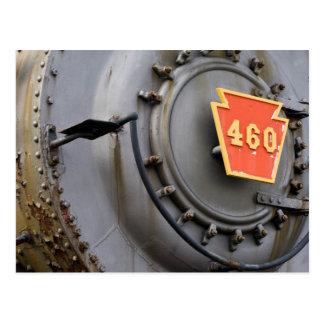 Iron Work Horse Post Card