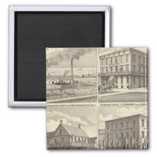 Iron Works, hotels & residences in Port Washington Magnet
