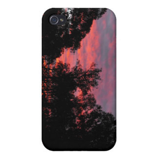 Ironbark Sunset iPhone 4 Case