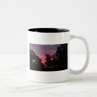 Ironbark Sunset Two-Tone Coffee Mug