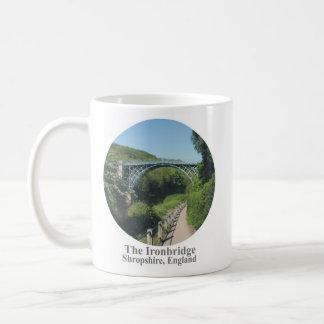 Ironbridge England Coffee Mug