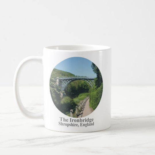 Ironbridge England Coffee Mug