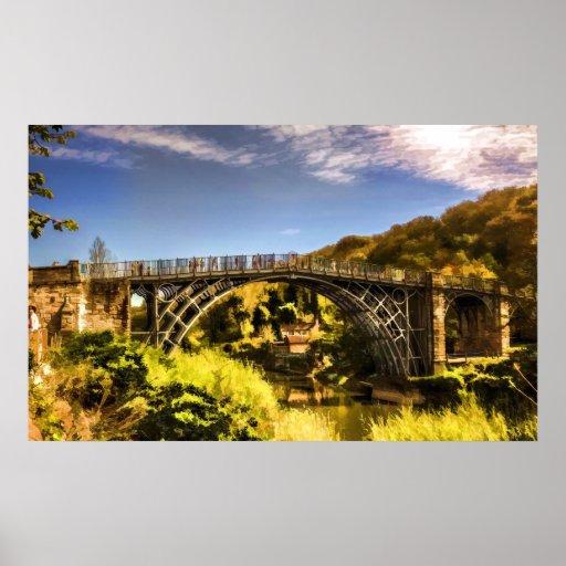 Ironbridge, Ironbridge Telford, Shropshire Posters