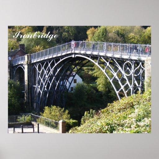 ironbridge posters