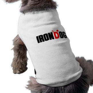 irondog sleeveless dog shirt