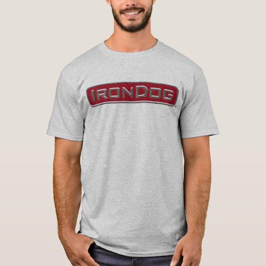 IronDogChromeLogo T-Shirt