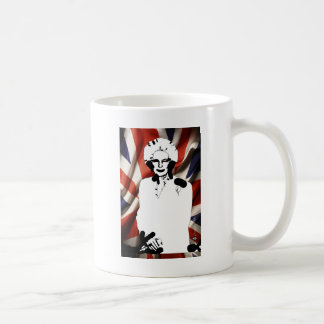 Irone Lady - Margaret Thatcher Mug
