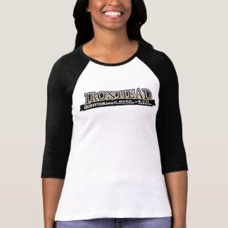 Ironhead LOGO shirt - womens