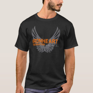 Ironheart Foundation Black Tee