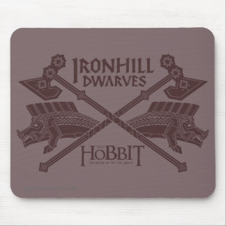 Ironhill Dwarves Movie Icon Mouse Mat