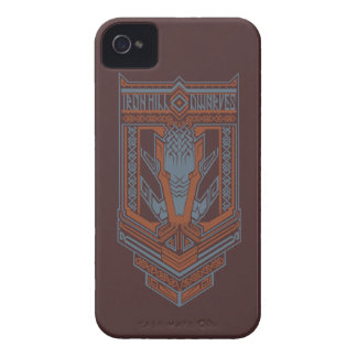 Ironhill Dwarves Shield Icon Case-Mate iPhone 4 Case