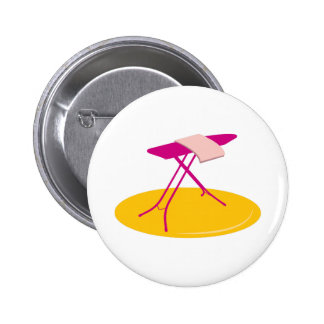 Ironing Board Pinback Buttons