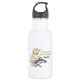 Ironing Board Blues 532 Ml Water Bottle