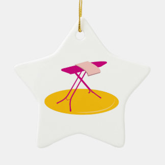 Ironing Board Christmas Ornament