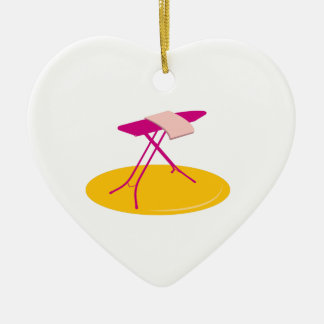 Ironing Board Christmas Ornaments