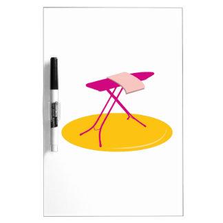 Ironing Board Dry-Erase Board