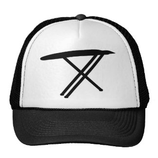 ironing board icon hats