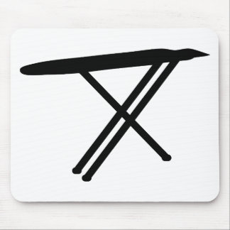 ironing board icon mouse pad