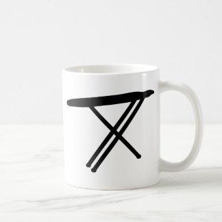 ironing board icon mug