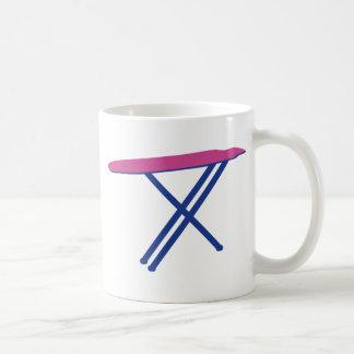 ironing-board coffee mugs