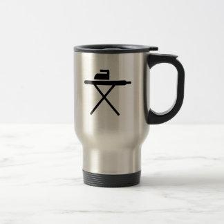 Ironing board mug