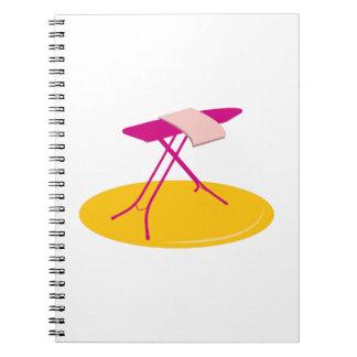 Ironing Board Notebooks