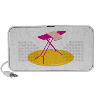 Ironing Board Portable Speakers