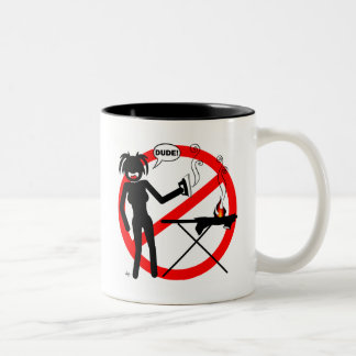 Ironing Hazard Mousepads and Cups Mugs