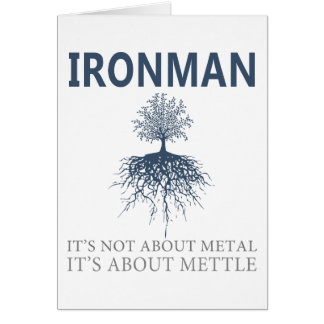 Ironman Card
