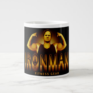 Ironman Fitness Gear Jumbo Mugs