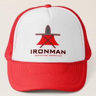 Ironman Ironing Service Trucker Hat