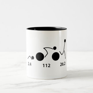 ironman triathlete mug