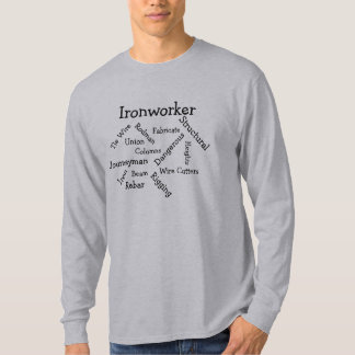 Ironworker Long Sleeve T T-Shirt