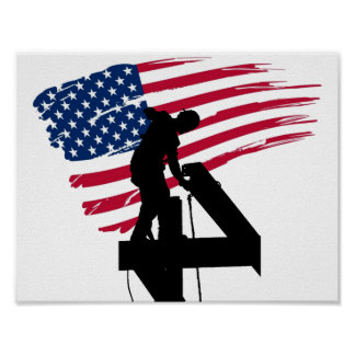 Ironworker Poster