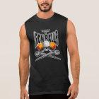 Ironworker Skulls: Iron Balls Sleeveless Shirt
