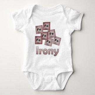Irony Infant Creeper