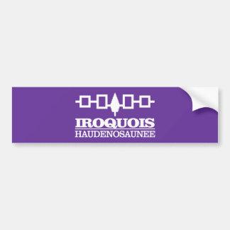 Iroquois (Haudenosaunee) Bumper Sticker
