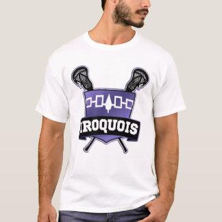 Iroquois Nation Lacrosse Logo Tee