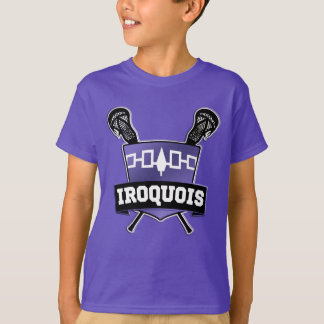Iroquois Nation Lacrosse Tees