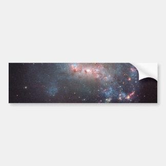 Irregular Galaxy NGC 4449 Caldwell 21 Bumper Stickers