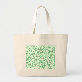 irregular labyrinth irregular maze bags