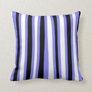 Irregular Lines Abstract Cushion