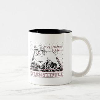 Irresistabull 2-Tone Mug