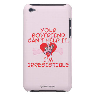 Irresistible Case-Mate iPod Touch Case