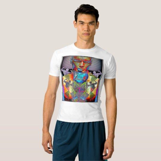 Irresistible Dreams Sports Compression T-shirt