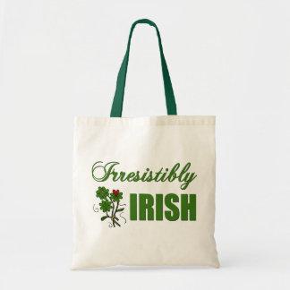 Irresistibly Irish Budget Tote Bag